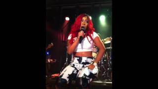 K. Michelle sings gospel song I Won