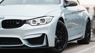 BMW M4 Build Journal: COMPETITION PACK 666M WHEELS in SATIN BLACK