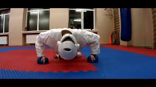 R. Sadikov Sport school Karate movie