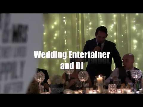 John Norcott Wedding Breakfast Entertainment