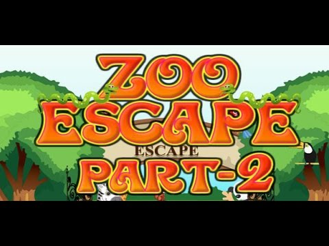Zoo Escape 2 (Walkthrough)