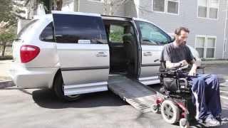 Handicap Minivan Wheelchair Accessible Van