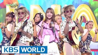 INA - Love Doll | 인아 - 사랑 Doll [Music Bank / 2017.07.14]