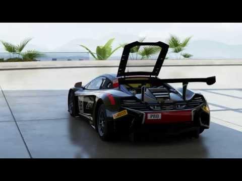 McLaren #98 ART Grand Prix 12C GT3 2014