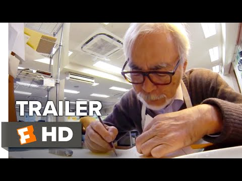 Never-Ending Man: Hayao Miyazaki Trailer #1 (2018) | Movieclips Indie