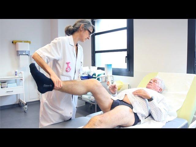 Prothese du genou : parcours de soins