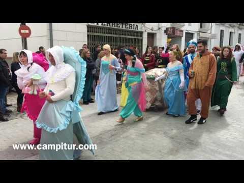 Domingo de Piñata en Azuaga 2017