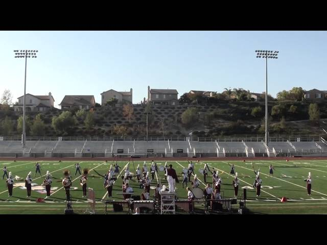 Highland Highschool Marching Band 2014 Wildcat Classic Performance