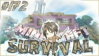 Minecraft ITA Survival #172: La Casa Futuristica parte