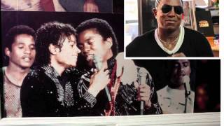 Jermaine Jackson talks through pictures You Are Not Alone 3