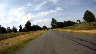 Loton Park Hill Climb - Suzuki TL1000S 13/14th July 2013