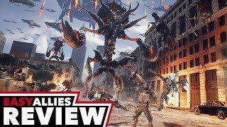 Earth Defense Force: Iron Rain - Easy Allies Review (Video Game Video Review)