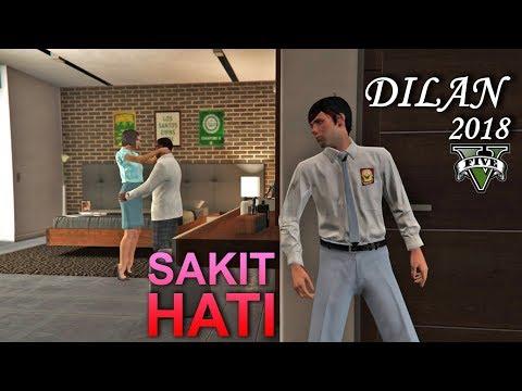 DILAN 2018!! Milea Selingkuh 😢 - GTA 5 PARODY KOCAK