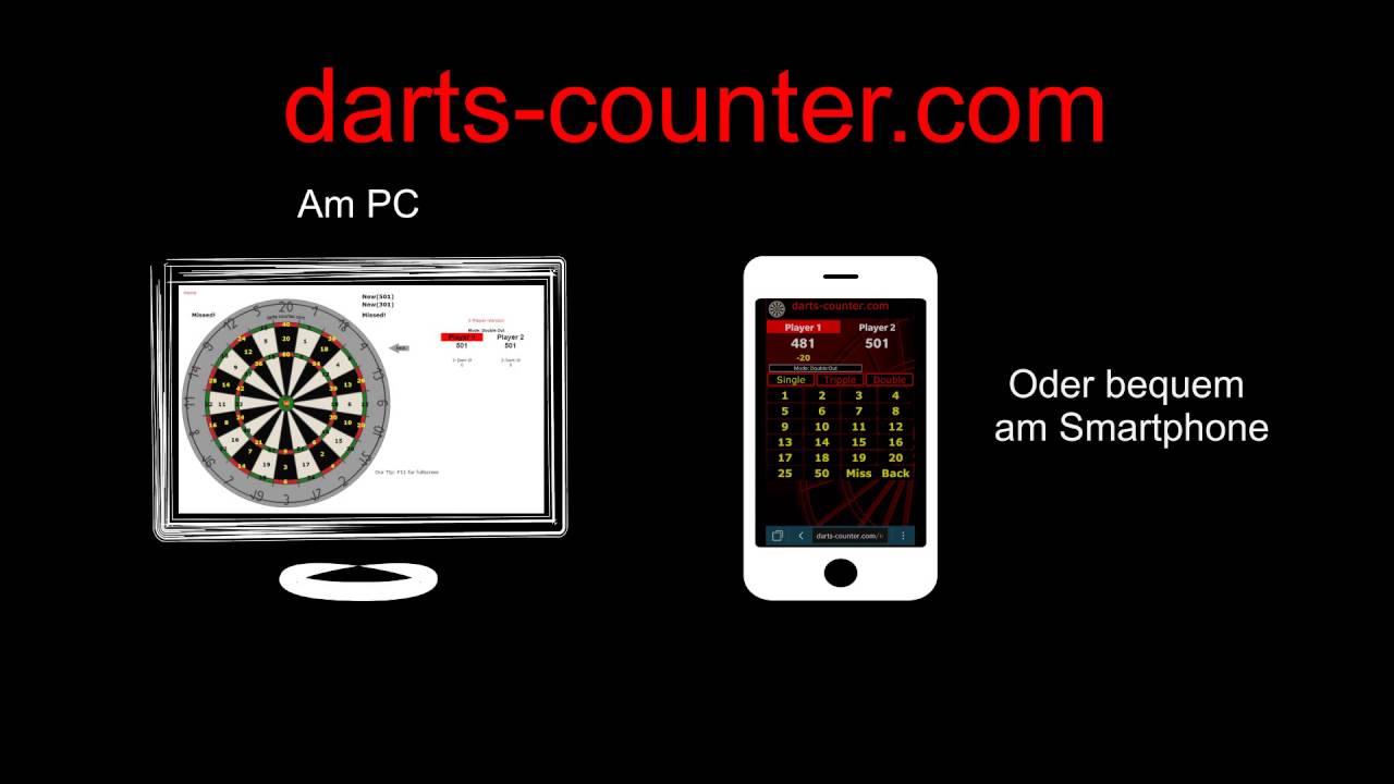 Dart Rechner Online