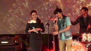 Download lagu Sheila on 7 dan Raisa dalam 'Cepat Pulang', Novotel Palembang 13 April 2016 MP3