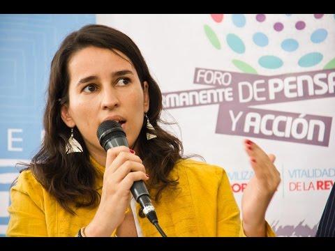 Giordana García, Editorial El Perro y La Rana. Foro Permanente de Pensamiento y Acción