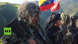 Venezuela emprende ejercicios militares tras las amenazas del exterior