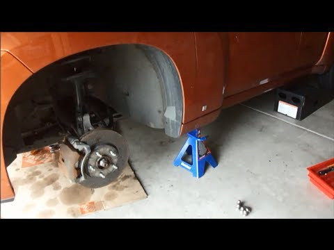 Suspension Clunking Fix Part 1 Sway Bar Bushings - YouTube