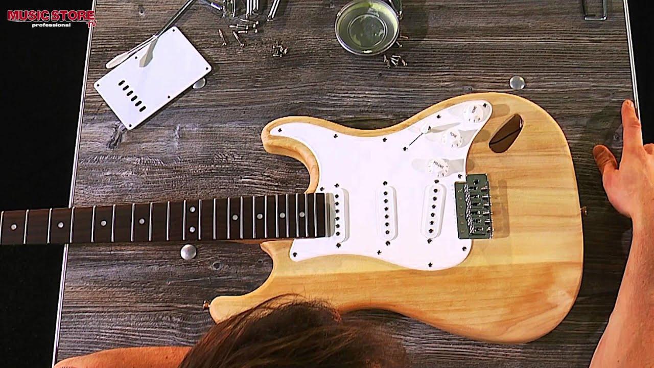 E Gitarre Selber Bauen Anleitung Teil 2 Youtube