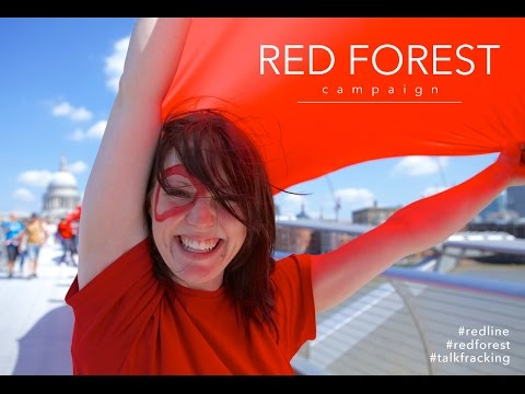 Belarus Free Theatre - the Red Forest Campaign, opposing unsafe forms of energy production