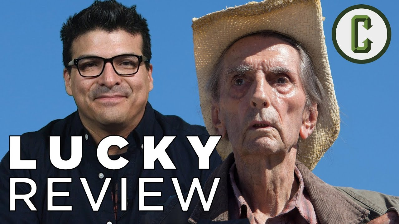 'Lucky': Film Review