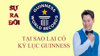 Kỷ lục Guinness ý tưởng và sự ra đời của cuốn sách