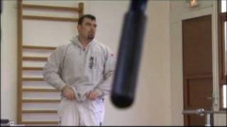Fabrice Fourment Kyokushinkaï Portrait