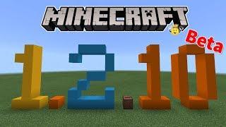 ⭐️Nova Versão Minecraft 1.2.10 Beta/ Com Novas Opções📥