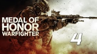 Medal of Honor: Warfighter | Part 4 | Sniping & Car Chase (Let's Play/Playthrough)