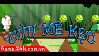 Game cừu mê kẹo - Video hướng dẫn chơi game 24h
