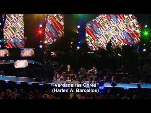 Cyndi Lauper  True Colors Legendado em PT BR Ao Vivo