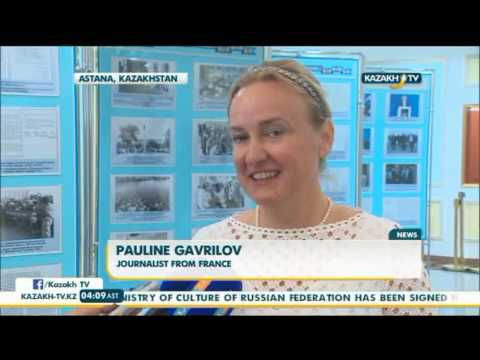 Winners of contest 'Kazakhstan through eyes of foreign media' awarded with prizes - Kazakh TV