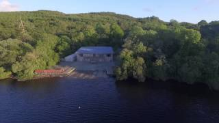 Gartan Boat House, Gartan - Boyle Construction