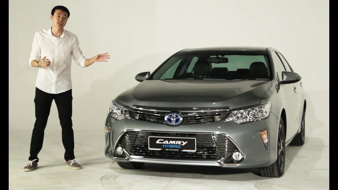All New Camry Paultan Kelebihan Dan Kekurangan Grand Avanza 2016 2015 Toyota Hybrid Walk Around Tour Org Youtube