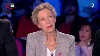 Christine Chamard - On n'est pas couché 6 avril 2019 #ONPC