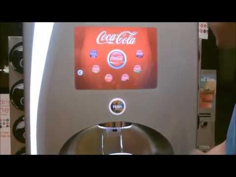 Coke Machine Secret Menu Hack WORKING 2015!!!