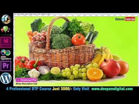 Create a visiting card design in Photoshop   Valavan Tutorials thumbnail