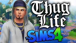 Sims 4 - THUG LIFE! THE SIMS 4 RETURNS! (Sims 4 Funny Moments)