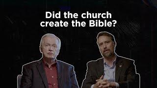 لا الكنيسة لم تخلق الكتاب المقدس