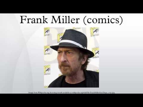 Frank Miller (comics)