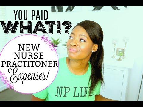NEW NURSE PRACTITIONER EXPENSES!