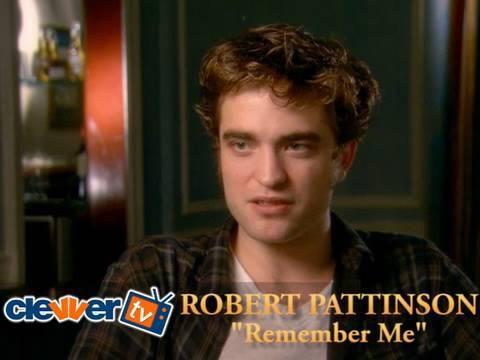 Robert Pattinson Remember Me Interview Part 3