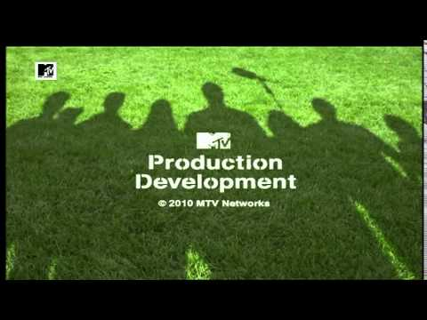 MTV Production Development Logo 2006-present