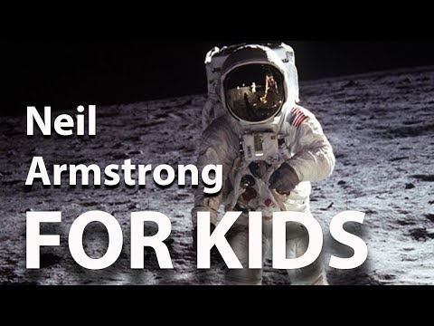 History of Neil Armstrong for Kids