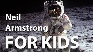 History Neil Armstrong Kids