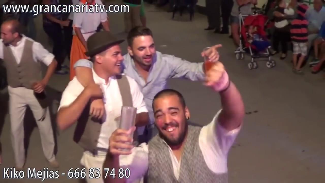 Yoni y aya verbena romer a taid a 2014 youtube - Gran canaria tv com ...