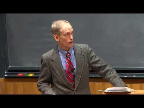 2013 Whatmough Lecture in Linguistics part 2, main lecture