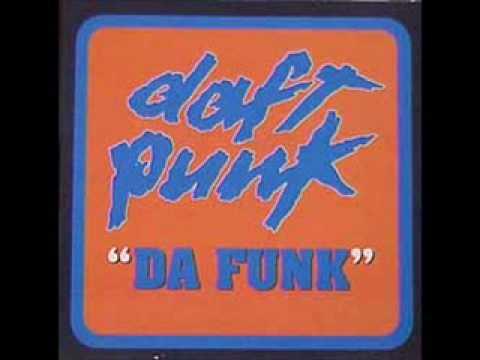 Daft Punk - Da Funk (Rare 1996 Radio Edit)