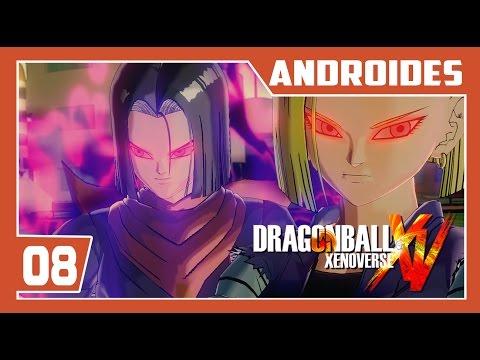 Dragon Ball Xenoverse: Detonado Em Português - Parte #8 - ANDRÓIDES e TRUNKS do FUTURO