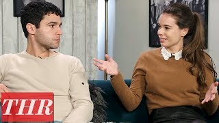 'Piercing': From Strange Book to Strange Movie, Christopher Abbott on The Process | Sundance 2018